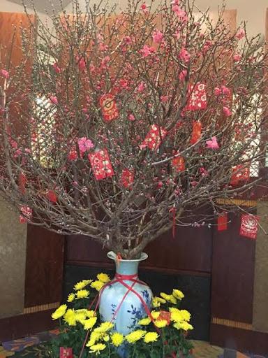 11. Red Envelope Tree