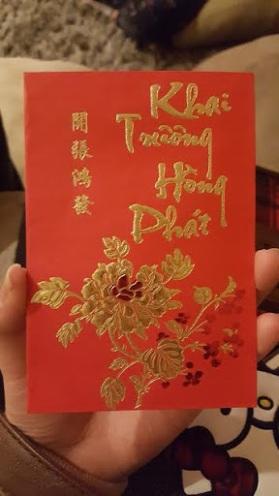 4. Red Envelope