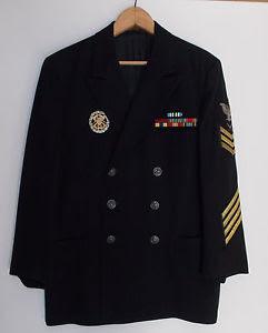 Jacobbs Veteran Uniform