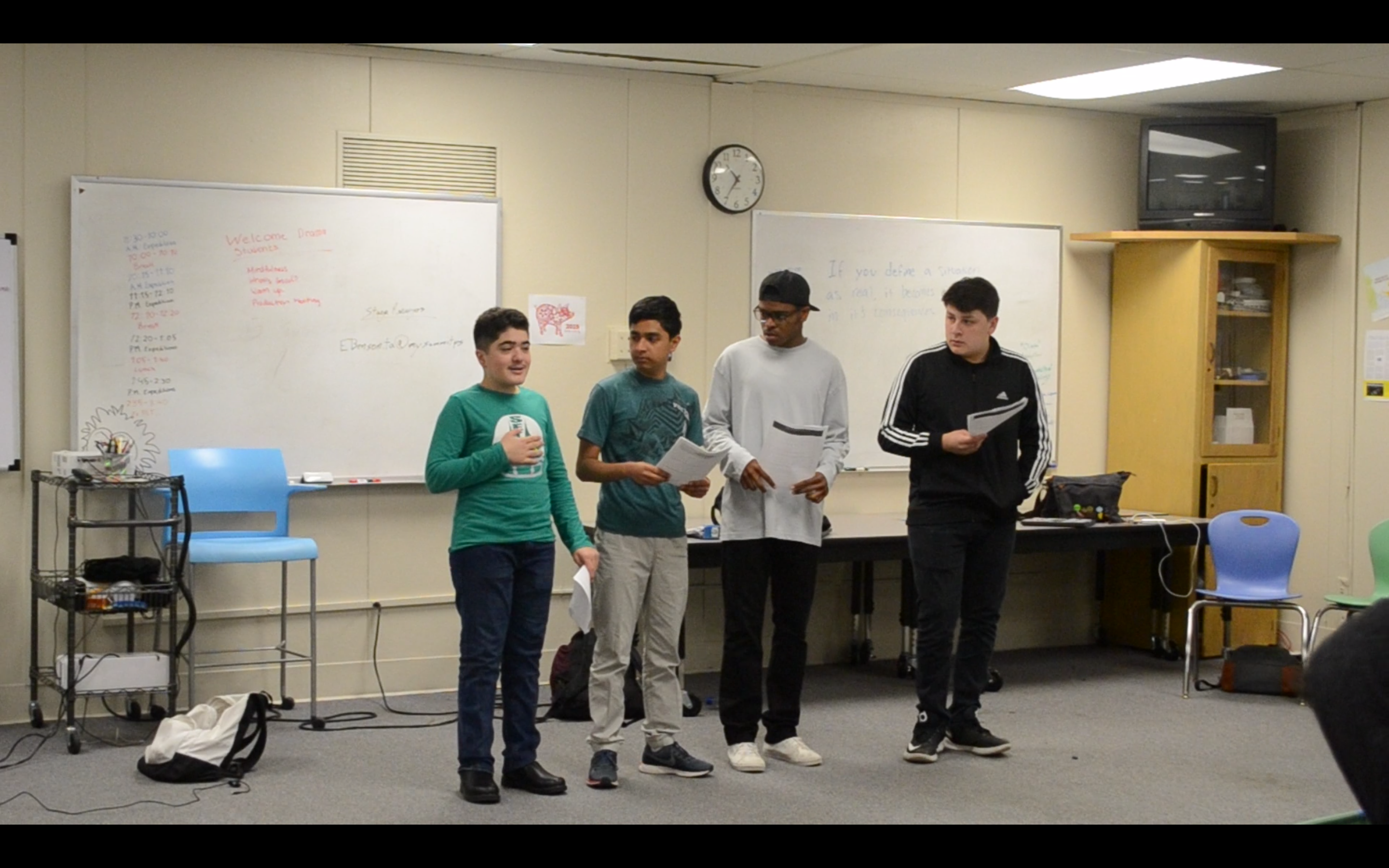 Students express their truth through drama – Summit News